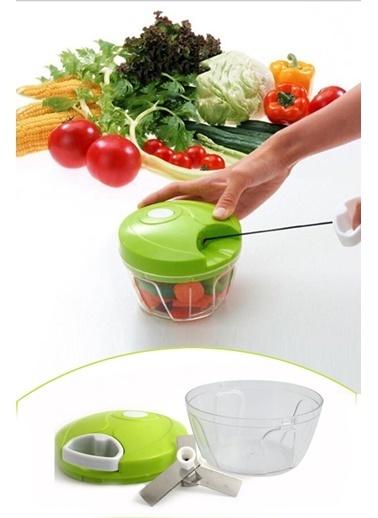 Kitchen Love Plastik Hazneli İpli Dograyıcı-13X8Cm Renkli